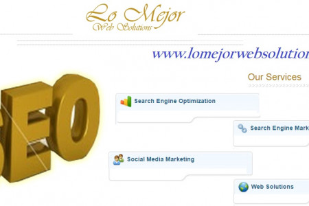 Search Engine Marketing, SEO services Infographic