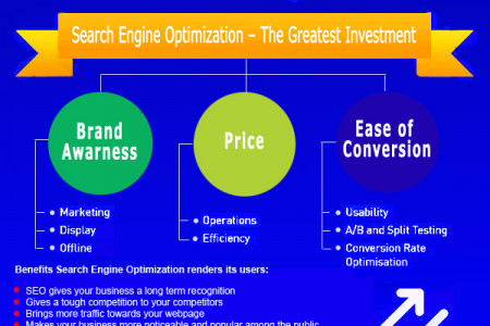 Search Engine Optimization for Small Business Orange County Infographic
