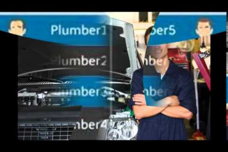 Search Local Professionals  - Plumbers Infographic