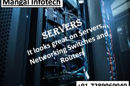 Second Hand Servers Supplier in Delhi Infographic