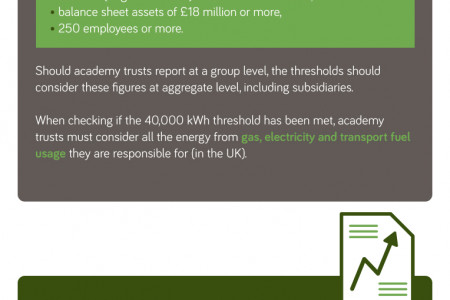 SECR For Academy Trusts Infographic