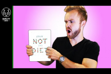 SECRET How Not To Diet Book Review - Michael Greger MD Infographic