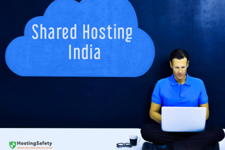Secure shared hosting Company in India Infographic