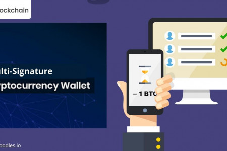 Securing Cryptocurrency Transactions and Assets with Multisig Crypto Wallets Infographic