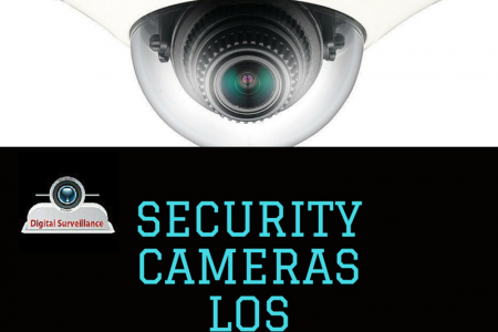Security cameras installation los angeles Infographic