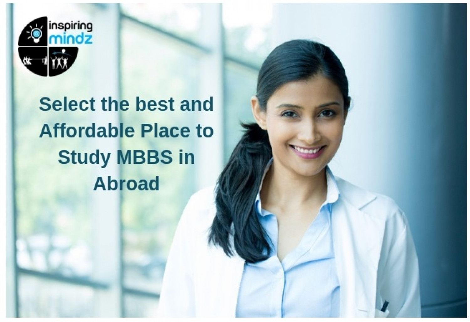 Select the best and Affordable Place to Study MBBS in Abroad Infographic