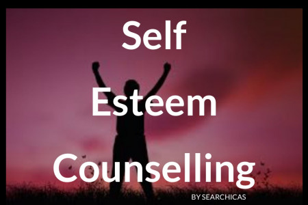 Self Esteem Counselling Infographic