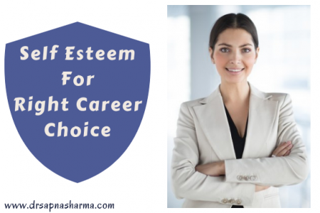Self Esteem For Right Career Choice Infographic