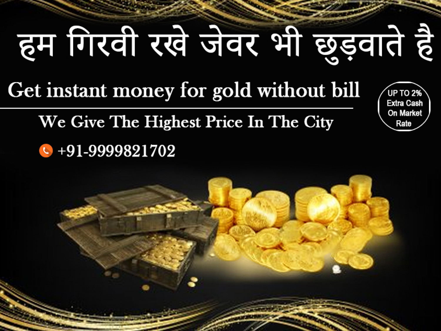 Sell Gold Coins For Cash In India Infographic