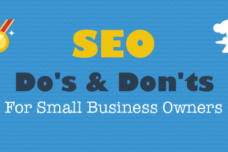 SEO Do's & Don'ts for Small Business Owners   Infographic