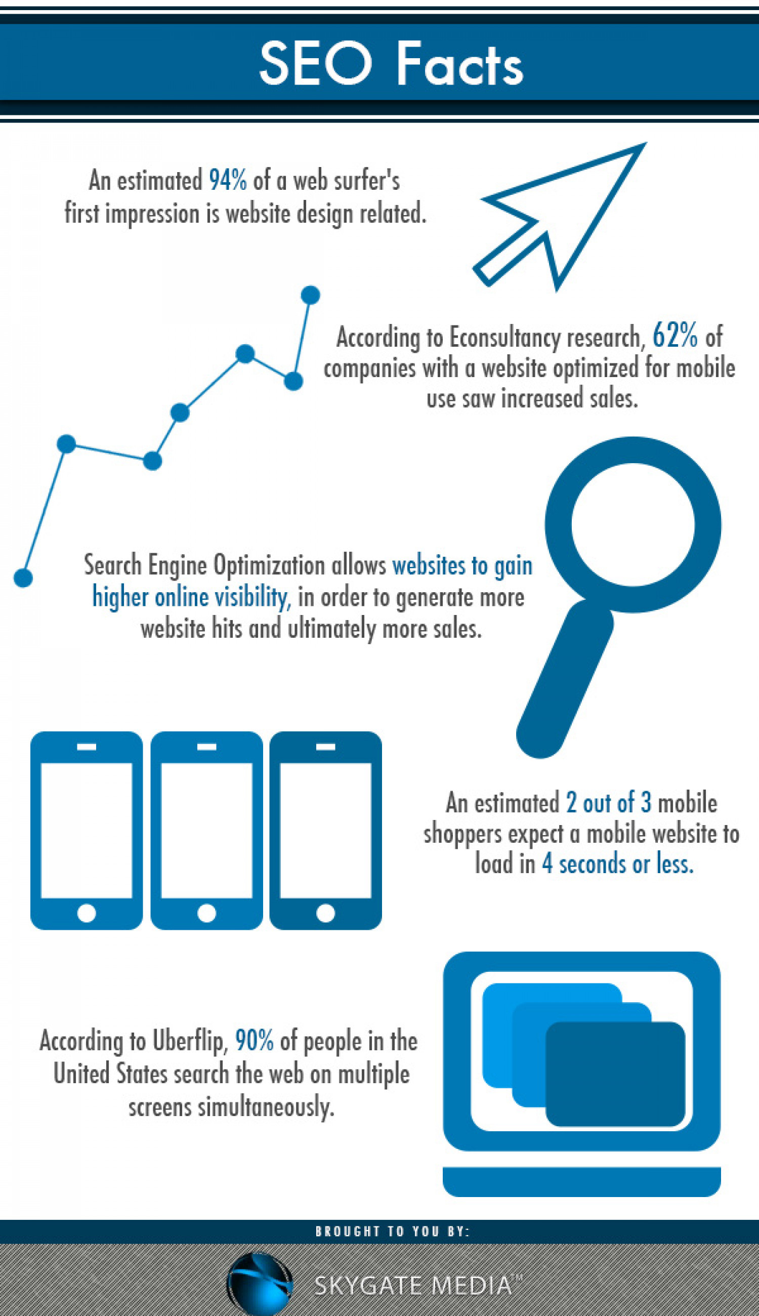 SEO Facts Infographic