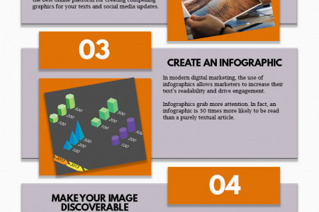 SEO Services | Image SEO Tips To Generate More Traffic Infographic
