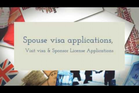 Services Overview Video For ICS Legal Immigration & Visa Specialists Infographic