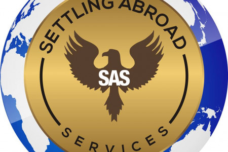 Settling Abroad Services Mohali Infographic