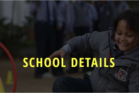 Shanti Asiatic School-About Us Infographic
