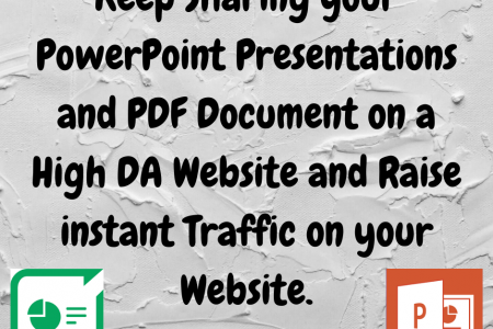 share online presentations Infographic
