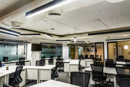 Shared office space in prestige shantiniketan bangalore Infographic