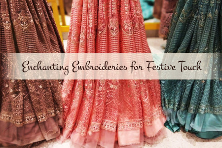 Shop Designer Fabric Prints From Fashionable Ethnic Fabric Store Infographic