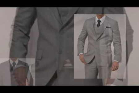Shop for Custom Made Suits at Discounted Price at - www.tailoredsuitparis.com Infographic