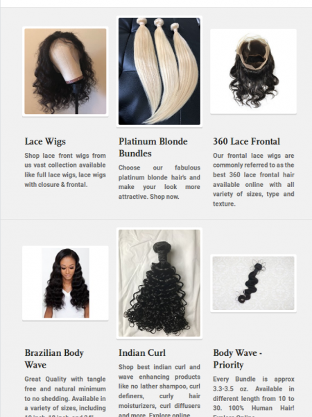 Shop the best 360 Lace Frontal Wigs  Infographic