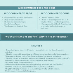 Shopify vs Woocommerce: Know its diffenence before starting print on demand business.