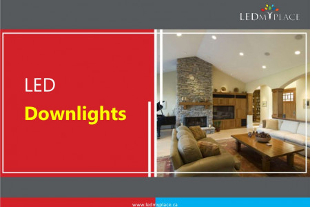Shoponline forLED Downlightsatbestprices now! Infographic