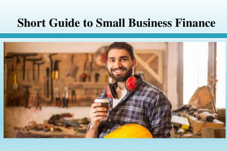 Short Guide to Small Business Finance Infographic