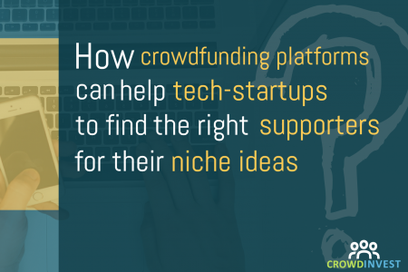 Should crowdfunding be tech startups first choice? Infographic