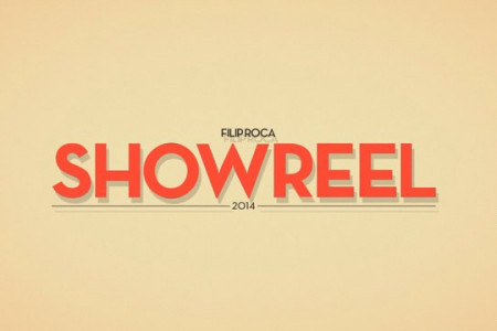Showreel '14 Infographic