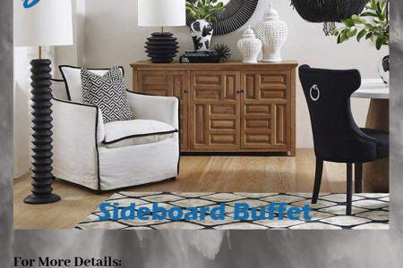 Sideboard Buffet Australia Infographic