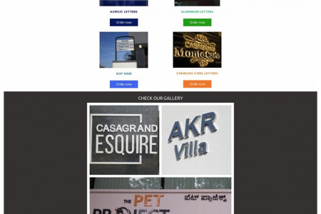 Sign and Name Board Manufacturers in Tamil Nadu  Infographic