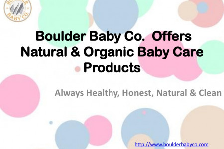 Significance of Hair Care Products for Newborns - Boulder Babyco Infographic