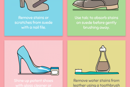 Simple and Useful Budget Shoe Hacks To Keep Your Feet Happy Infographic