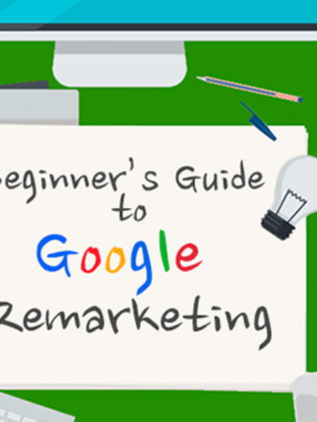 Simple Guide to Google Remarketing Infographic