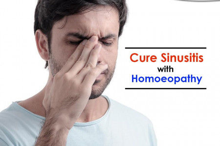 Sinusitis Infographic