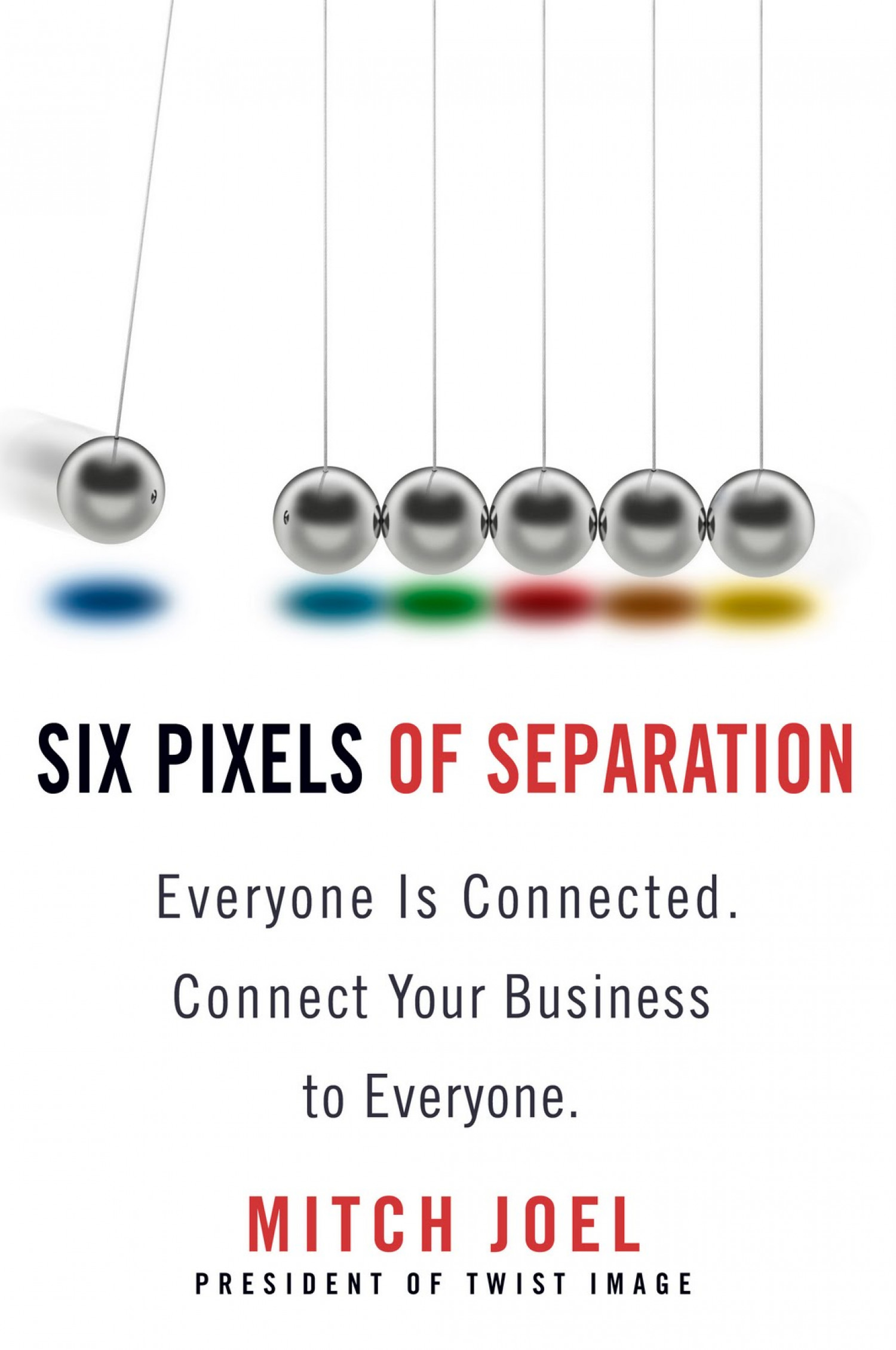 Six Pixels of Separation Infographic