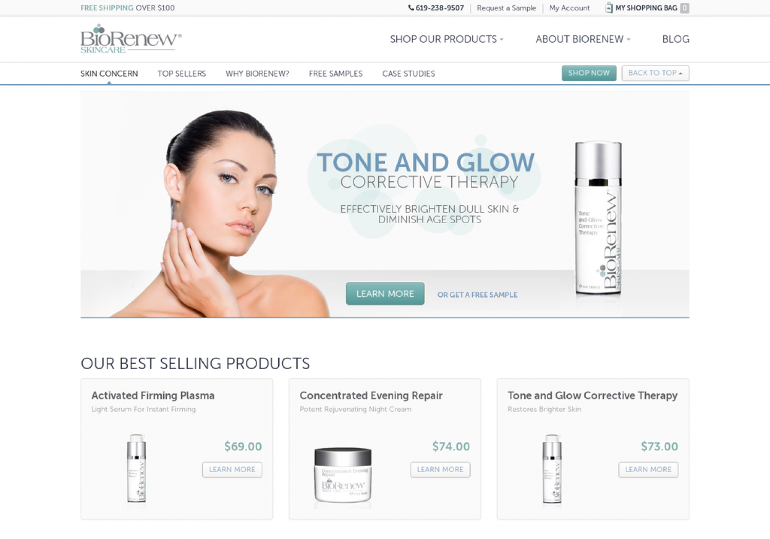 Image result for skin care website