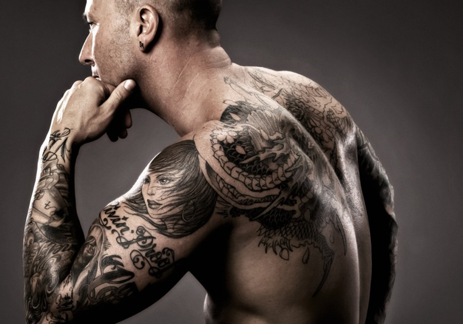 Sleeve tattoos significant Infographic