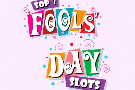 Slotozilla's Choice: Best April Fools Online Slots Infographic