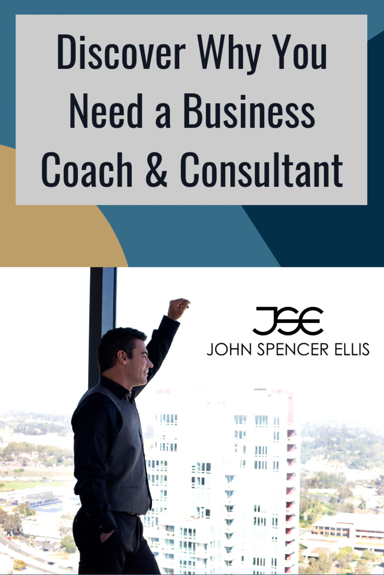 Small Business Consultant John Spencer Ellis Infographic
