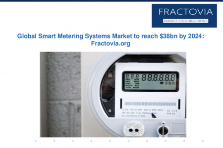 Smart Metering Systems Market in smart gas meters grow at over 10% by 2024 Infographic