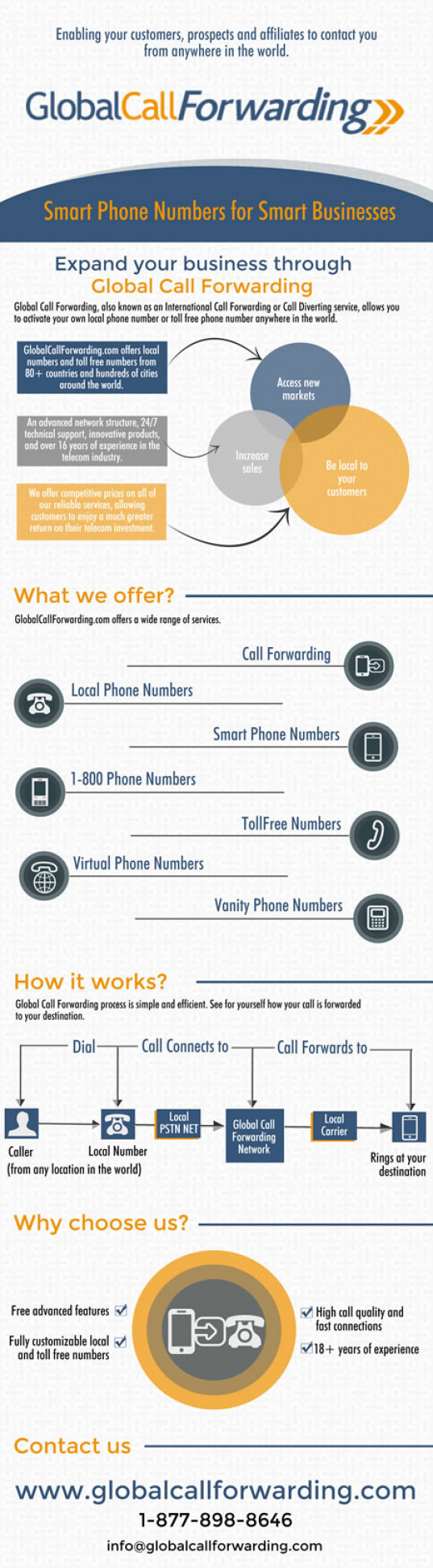 Smart Phone Numbers for Smart Businesses
