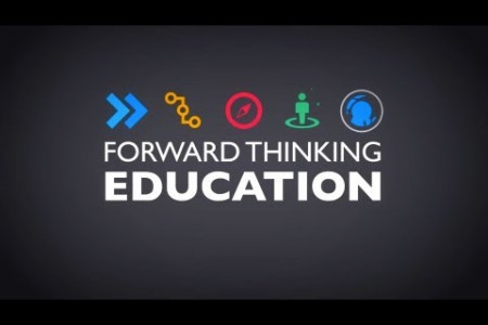 Delivering the Forward-Thinking Education of Tomorrow Infographic