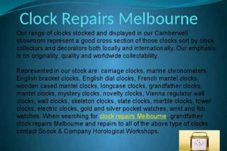 Snook & Company Antique Dealers Infographic