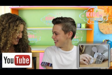 So funny!!! KIDS VIEWS REVIEW FINGERBOBS Infographic