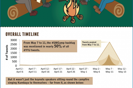 Social Media Camp 2013 Infographic