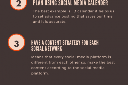 Social Media Marketing Strategy  Infographic