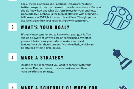 Social Media Outreach Tips Using in 2020 Infographic