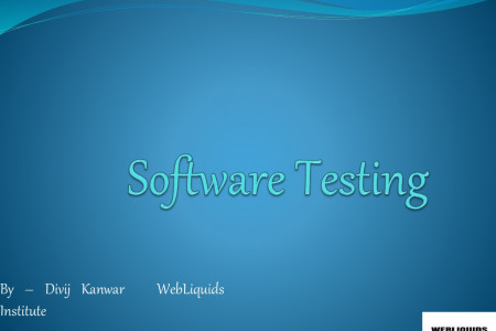 Software Testing Training In Chandigarh Infographic