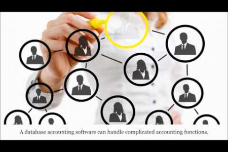 Softwares Used in Accounting Processes in UAE Infographic